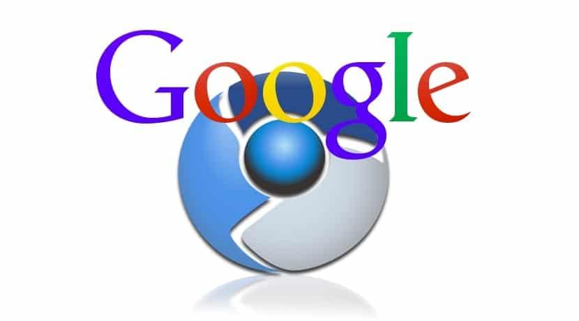 Logos Google y CHromium