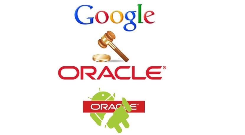 Google vs Oracle tribunales