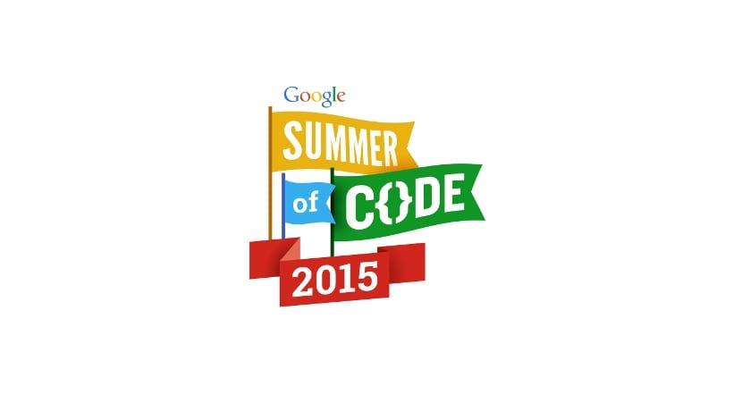 Google Summer Of Code 2015 logo
