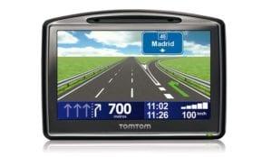 GPS Tom Tom