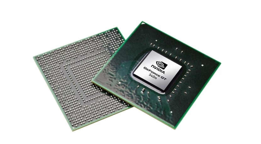 Chip GPU NVIDIA