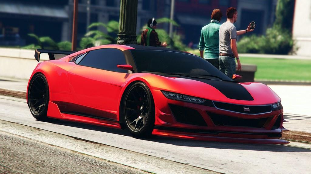 GTA V coche