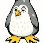 Mascota búho Guadalinex Edu
