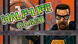 Half Life: Caged portada