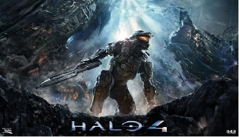 Halo 4 imagen