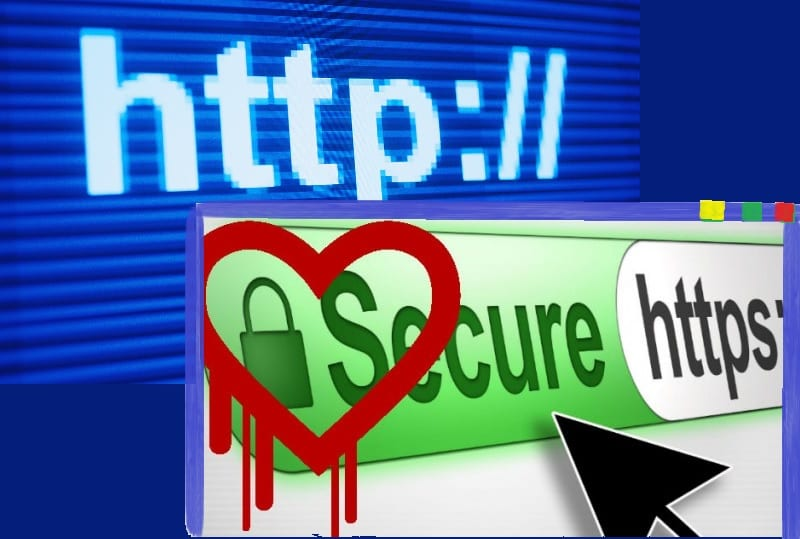 http:// Secure Heartbleed