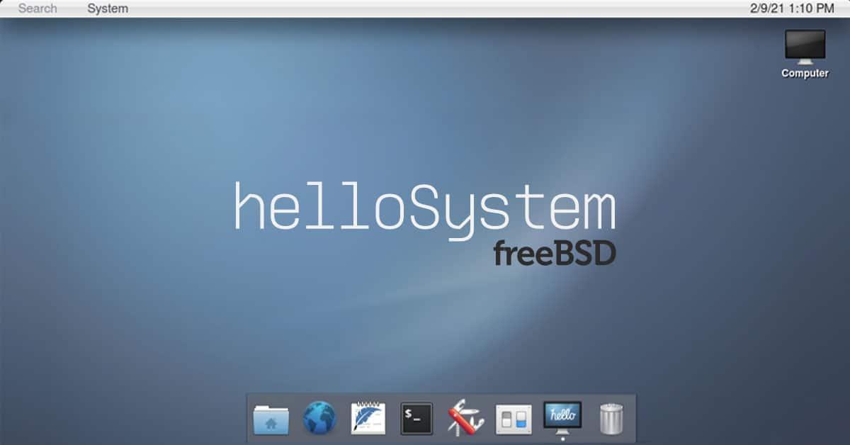 helloSystem