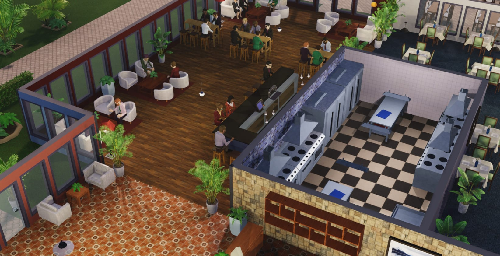 Captura de Hotel Magnate