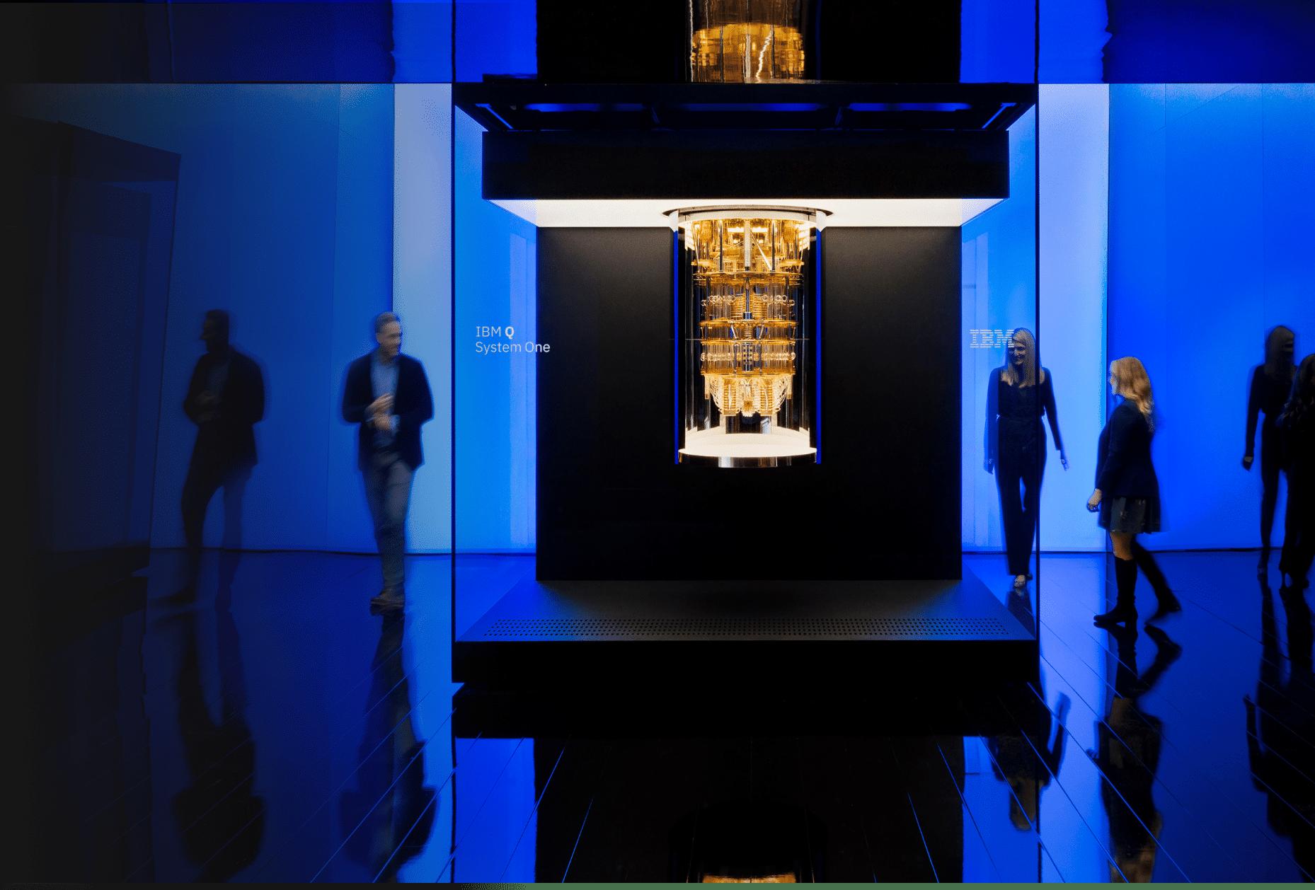 IBM Q computadora cuántica