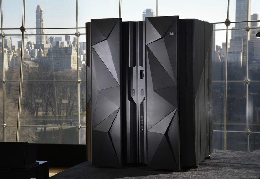 IBM z13 Mainframe