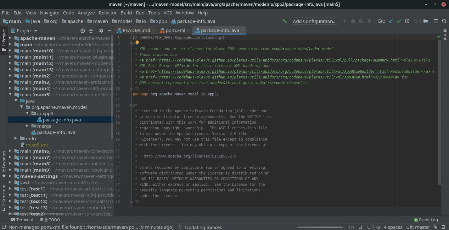 IDEs Linux