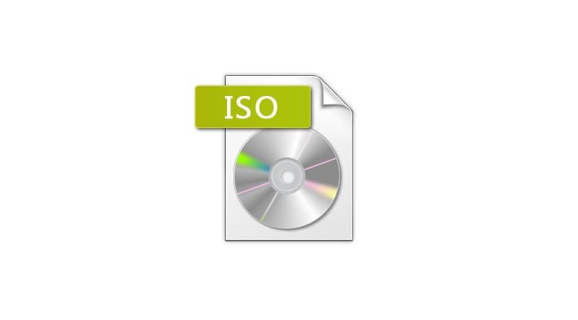 Icono de ISO