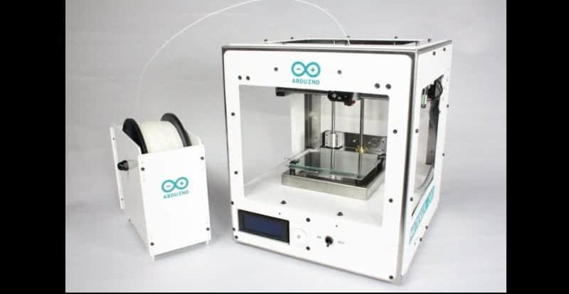 Impresora 3D Materia 101 de ARduino