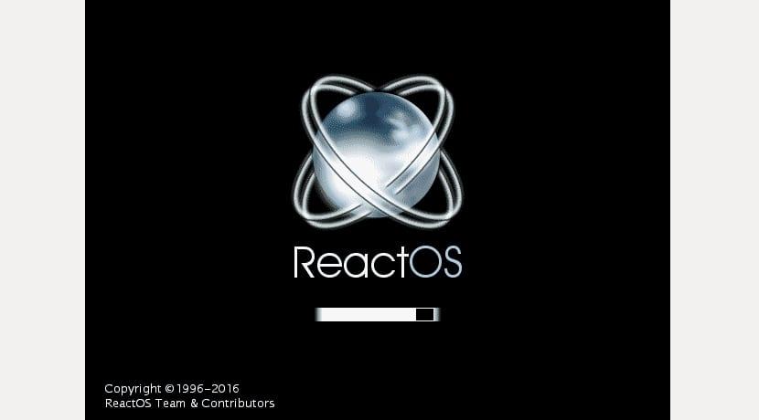 inicio ReactOS