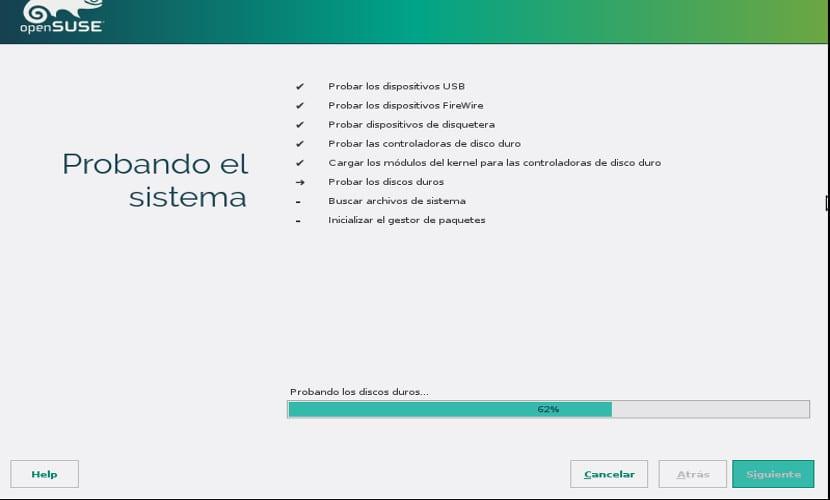 Instalación OpenSUSE