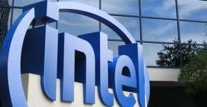 Logotipo de Intel