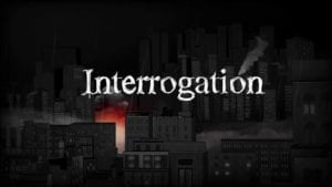 Portada de Interrogation