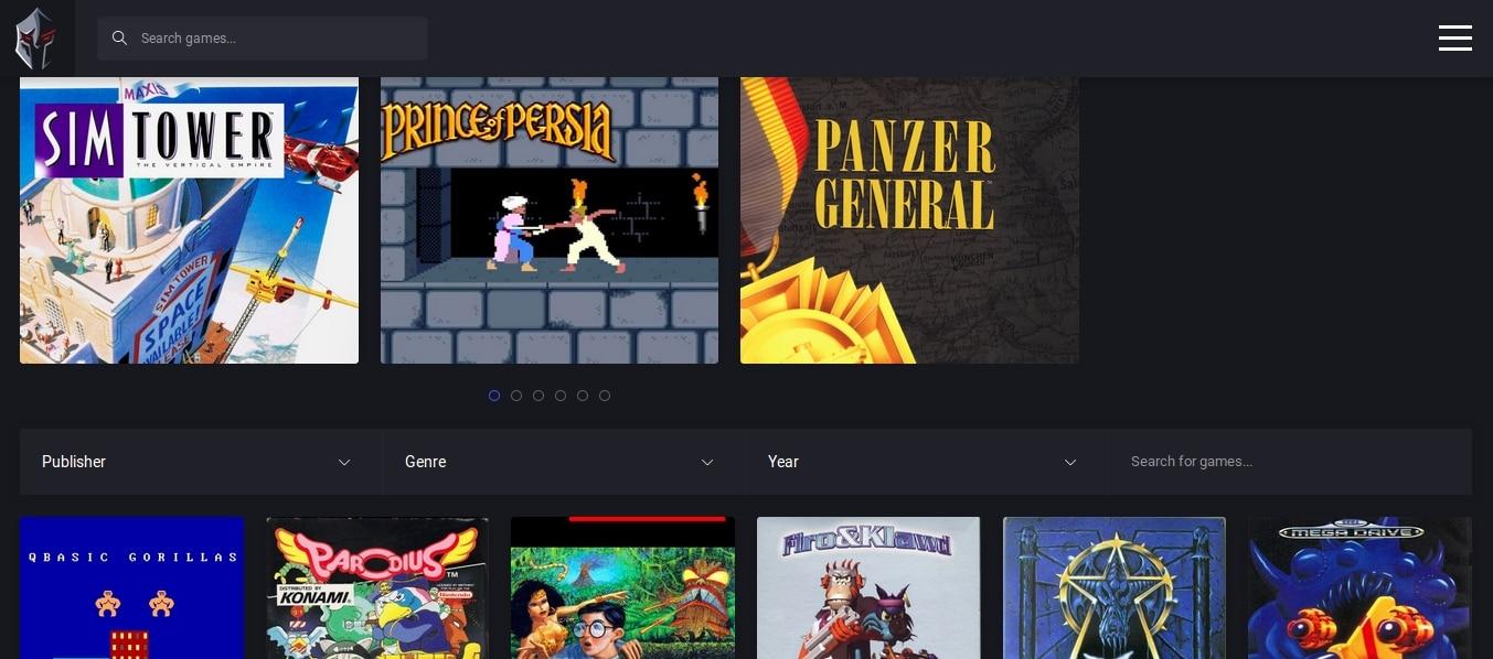 juegos clásicos online
