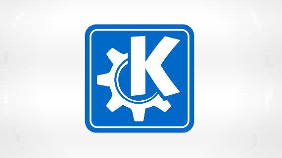 Logo de KDE