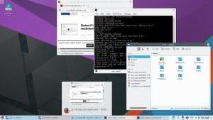 KDE Neon escritorio