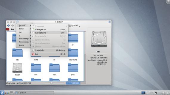 KDE SC 4.10 Release Candidate