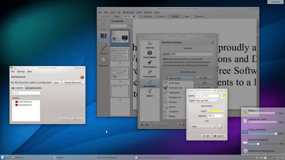 KDE SC 4.11 Beta 2