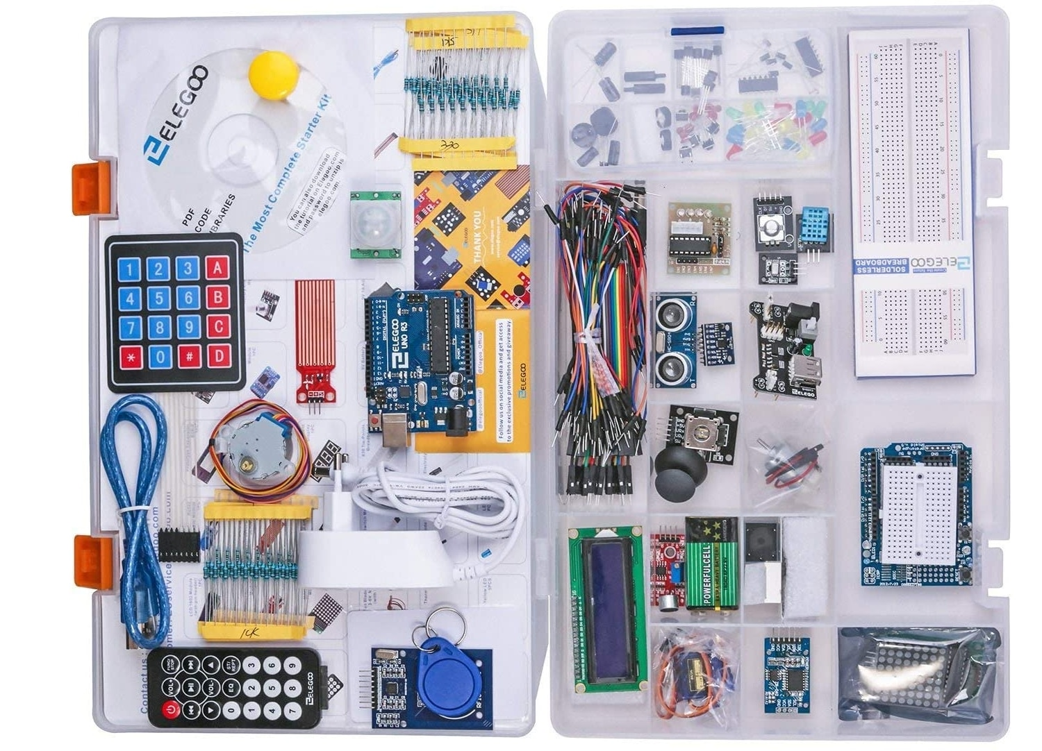 Kit Arduino Black Friday