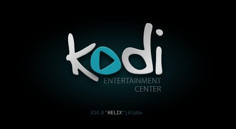 Nuevo logo de Kodi