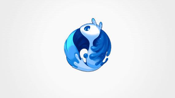 Krita, mascota
