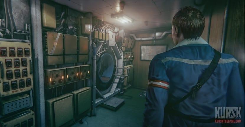 KURSK videojuego: captura de pantalla