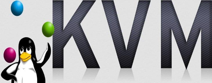 kvm logo virtualizacion