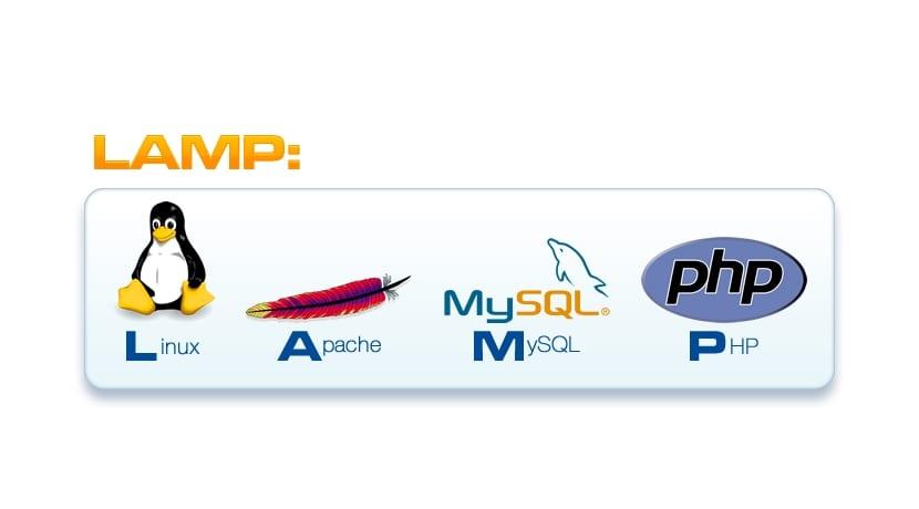 Logos servidor LAMP