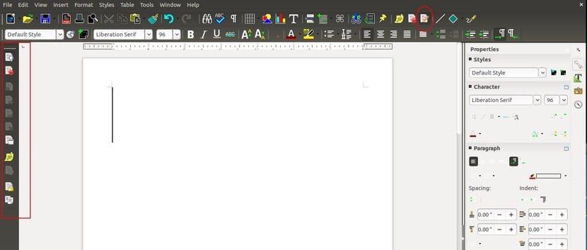 LibreOffice 5.2