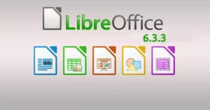libreoffice 6.3.3