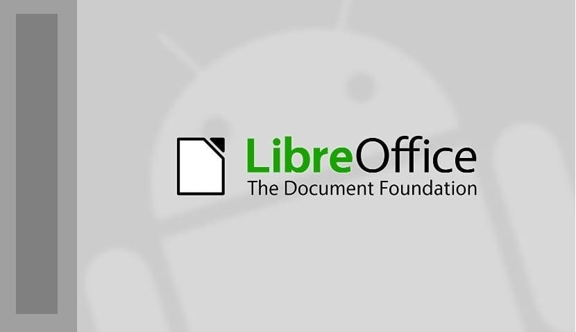 LIbreOffice logo sobre fondo Andy