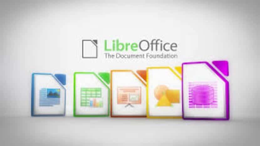LibreOffice iconos