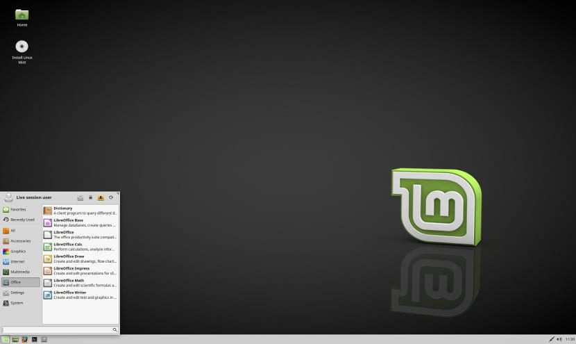 Linux Mint 18.1 Xfce Edition