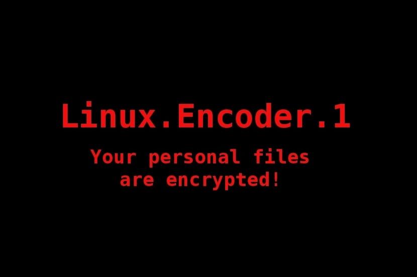 Linux.Encoder ransomware