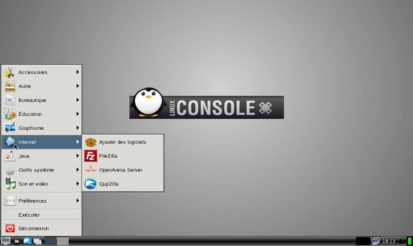 Linuxconsole 2.5