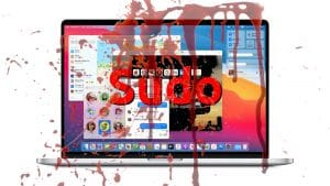 macOS Big Sur Sudo