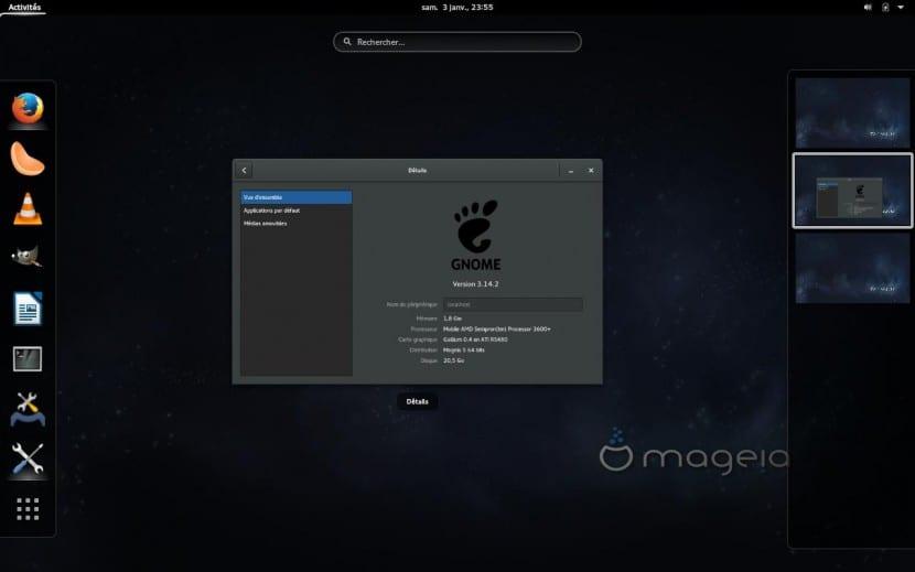 mageia 5 beta