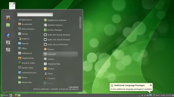 Manjaro Linux Cinnamon