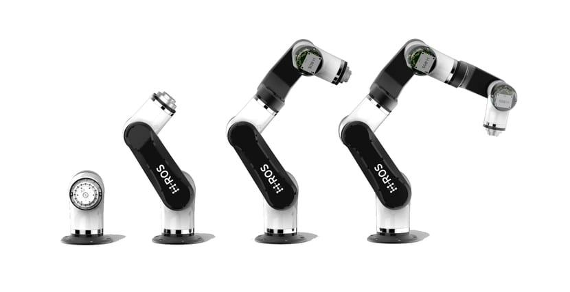 Robot MARA: brazo robótico
