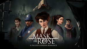 Mask of the Rose