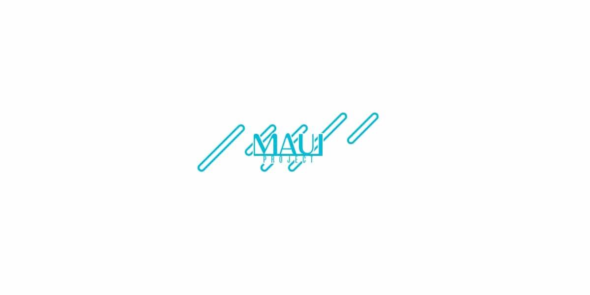 Logo de MAUI