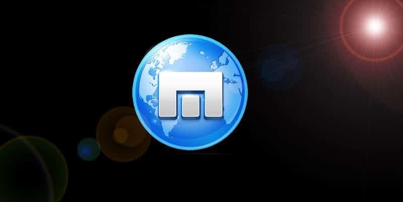 Logotipo de Maxthon
