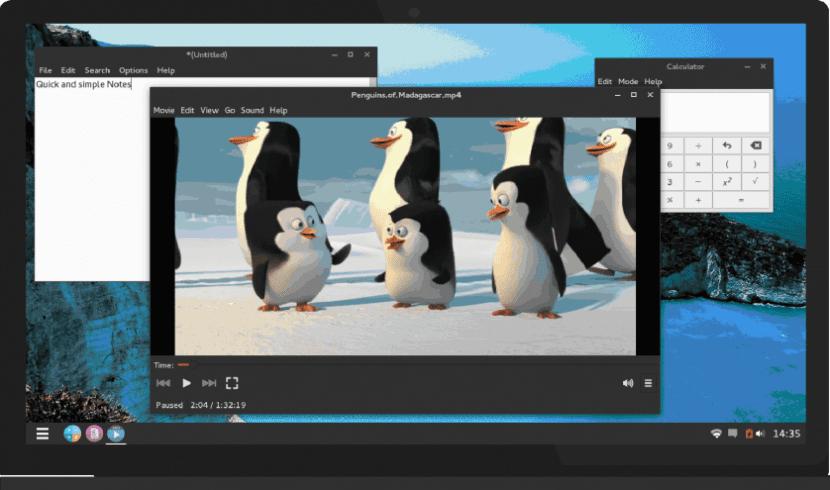 VeltOS es un nuevo sistema operativo Linux, el cual está creado al 100% por la comunidad y basado en ArchLinux. Es un sistema que está creado para ser un sistema sencillo y ligero pero que aún no tiene versión estable