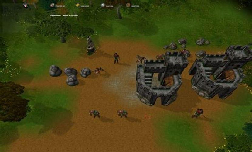 Captura de pantalla de MegaGlest