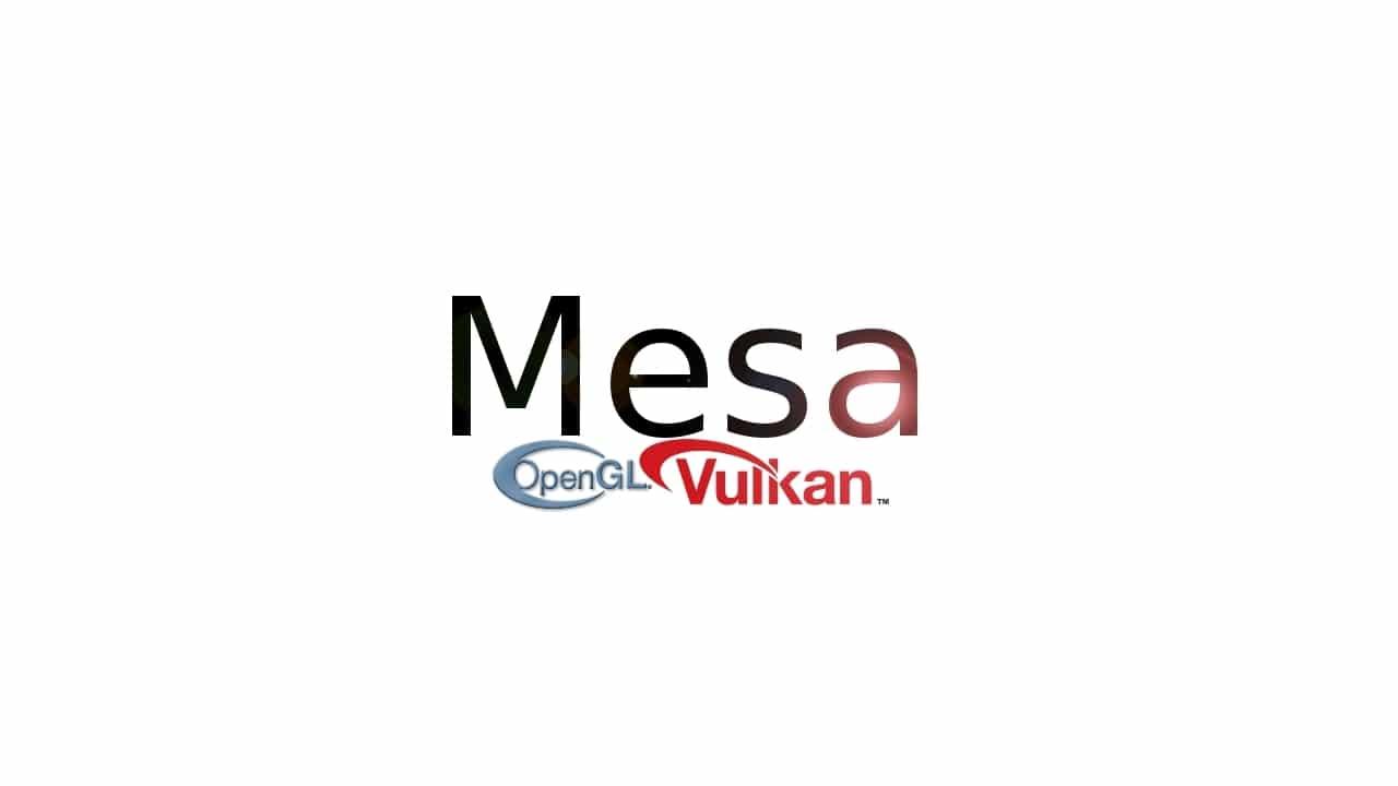 MESA, Vulkan, OpenGL