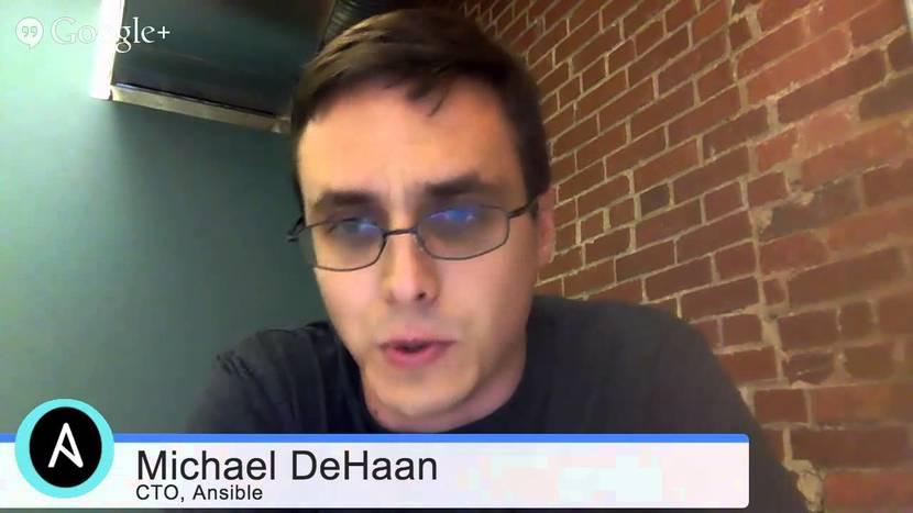 Michael DeHaan